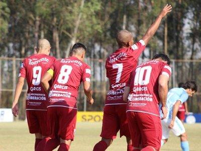 Liberación aplasta a Alto Paraguay y avanza de ronda
