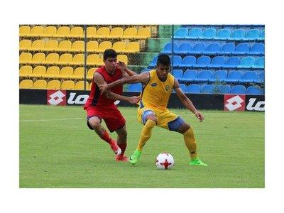 Capiatá se impuso al Inde en el estadio Erico Galeano