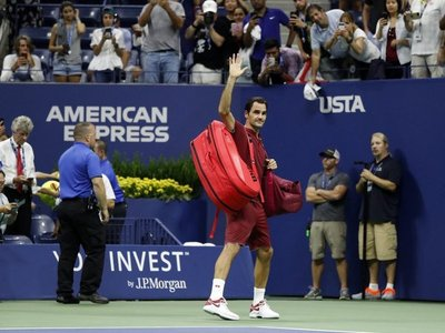 Federer queda fuera del US Open