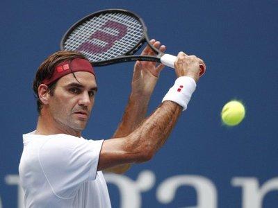 Federer gana y jugará la tercera ronda ante Kyrgios