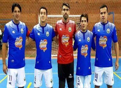 Sigue la Copa Divisional Oro de fútbol de salón en el F.B.O