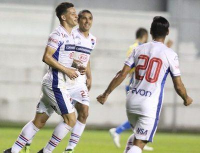 ¡¡¡Salcedo hizo historia!!! Pero Nacional se llevó los puntos