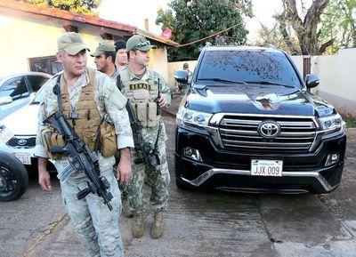 Comunican a Diputados pedido de desafuero de Ulises Quintana