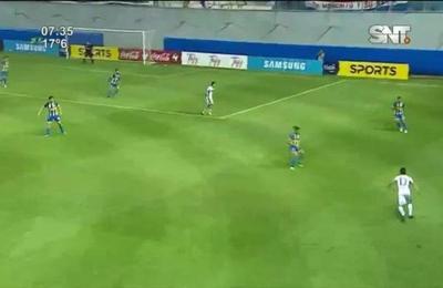 Nacional venció a Capiatá por 3-1