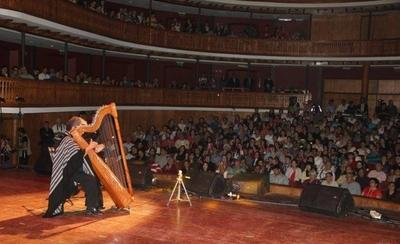 HOY / Diversidad artística y cultural en el XI Festival Mundial del Arpa