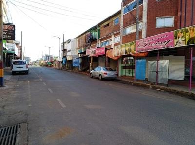 Transportistas están afectados por la crisis en Encarnación