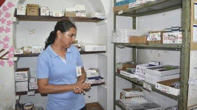 Salud registra 10.600 kilos de medicamentos vencidos – Prensa 5