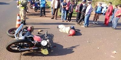 Automovilista embiste y mata a un trabajador