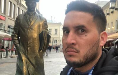 """HOY / César Trinidad 'cosecha su siembra': """"¡Me hubiesen dejado preso en Rusia, carajo!"""""""