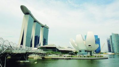 El éxito de Singapur entre la cultura y el comercio