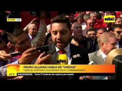 Aniversario ANR: Pedro Alliana
