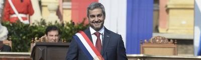 Mario Abdo espera unidad