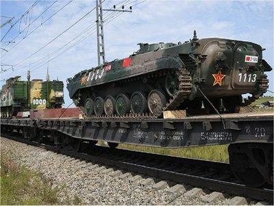Rusia comenzó mayor maniobra militar de su historia