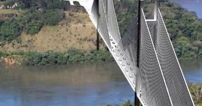 Gobernadora del Estado de Paraná hablo del segundo Puente con Marito