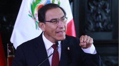 Vizcarra destacó justicia para víctimas en condena a cúpula de Sendero