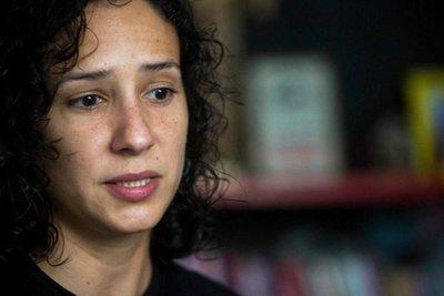 Viuda de Marielle Franco mantiene viva la lucha