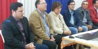Cándido Aguilera  criticó a los que pagan por escraches y no realizaron obras teniendo presupuesto