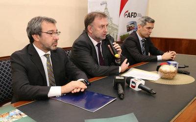 AFD obtuvo su primera calificación crediticia internacional
