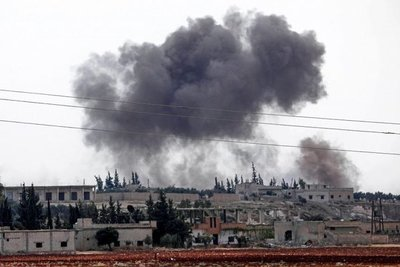 Régimen sirio bombardea Idlib y la ONU alerta de ''baño de sangre''