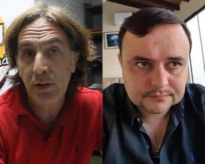 Bruno Pont y Enrique Vargas Peña discutieron a los gritos