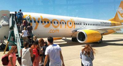 Explosión de aerolíneas de bajo costo en Argentina llegaría a Paraguay