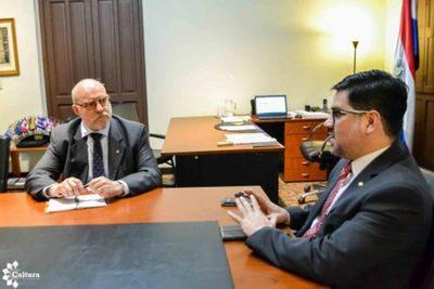 Cultura y Relaciones Exteriores fortalecerán la diplomacia cultural