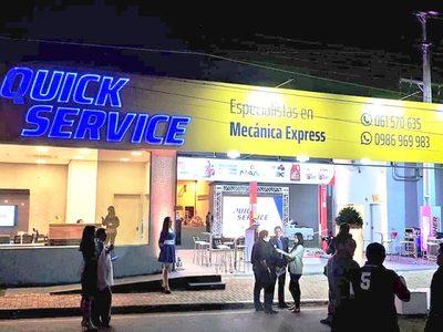 Quick Service se expande hacia CDE
