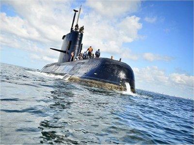 Estudian si objeto de 55 metros de largo corresponde al ARA San Juan