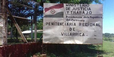 Reclusos de Villarrica reciben capacitación