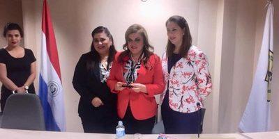 Intendenta Norma Godoy recibió hoy el Premio Latinoamericano al Buen Gobierno Municipal