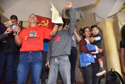 Rubén Villalba en en libertad