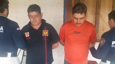 Dos hombres y una mujer, detenidos durante allanamientos en Itakyry
