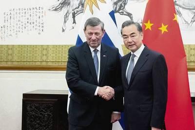 Canciller uruguayo prefiere un acuerdo entre el Mercosur y China