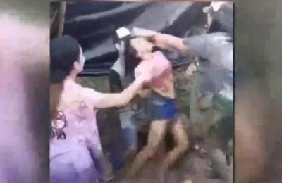Impactante: Brutal bautismo de medicina ocurrió en Villarrica