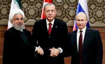 Rusia y Turquía definen lo que sería fin de guerra siria