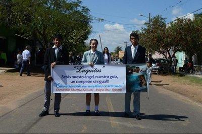 Colorido Desfile por el 131 aniversario de Ypacaraí