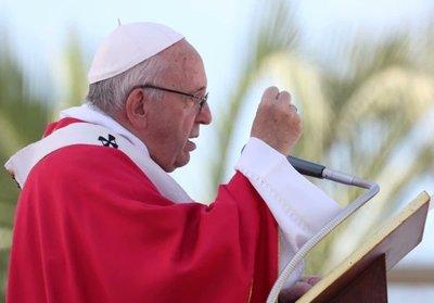 No se puede ser cristiano y mafioso, afirma el Papa Francisco