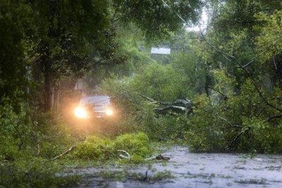 Las inundaciones amenazan la costa este de EE.UU. tras el paso de Florence