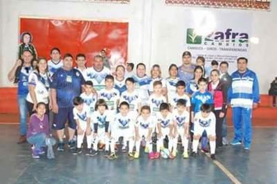Fútbol de salón : Concepción campeón nacional C7