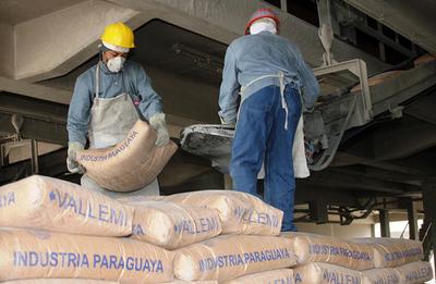 INC: Garantizan provisión de cemento nacional
