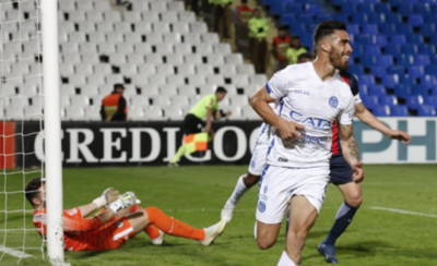 HOY / Godoy Cruz vence a San Lorenzo con gol paraguayo