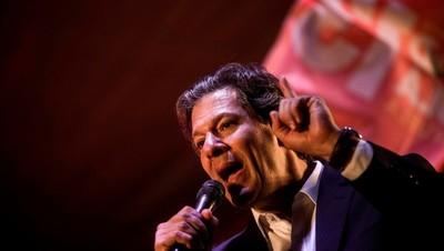Los mercados descartan un triunfo de Bolsonaro y apuestan al delfín de Lula