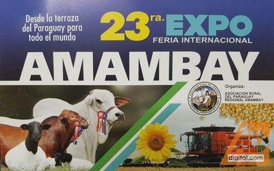 El Amambay  volverá a mostrar por 23ª vez su verdadero rostro