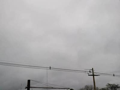 Lluvias ligeras para hoy pero bajas probabilidades a partir de mañana