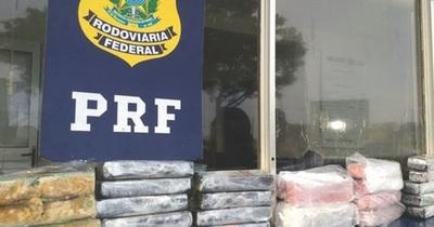 Detienen a pareja con 12 kilos de cocaína y 250 municiones