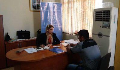 Diputada habilita oficina parlamentaria en municipalidad
