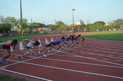 En la Secretaría Nacional de Deportes compitieron más de 100 atletas