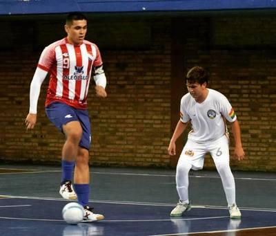 Victoria paraguaya ante Bolivia en C20 de Fútbol de Salón