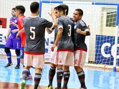 Paraguay se impuso ante Chile en los dos juegos