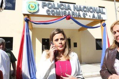 Denunciaron a Kattya González